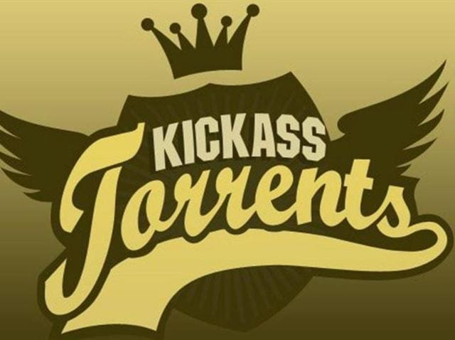 Ukranian founder of the world's largest torrent sharing website, Artem Vaulin was arrested by authorities in Poland on Wednesday. KickAss Torrents (logo in picture) was founded in 2008.