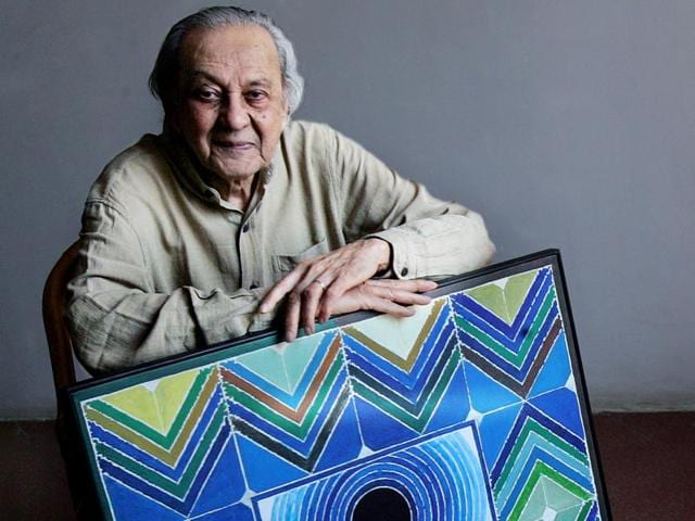 Legendary artist Syed Haider Raza, who had famously said that he lived to paint and painted to live, died in a New Delhi hospital at around 11 am on Saturday. He was 94.