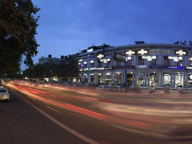 Connaught Place has had a wonderful resurrection. The streets are cleaner, and the debris has been removed
