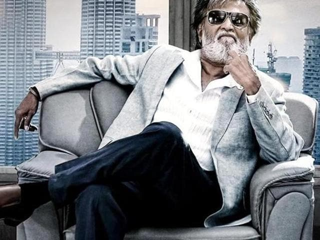 Rajinikanth plays an ageing don who champions the cause of Tamils in Malaysia in Kabali.