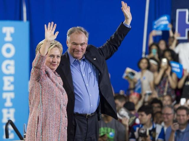 Tim Kaine, Hillary Clinton's running mate, is a strong advocate of the Indo-US relationship and a great friend of India, according to leading Indian-Americans.