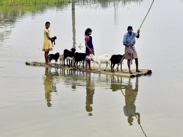 Assam floods,Indian Army rescue in Assam,Assam State Disaster Management Authority