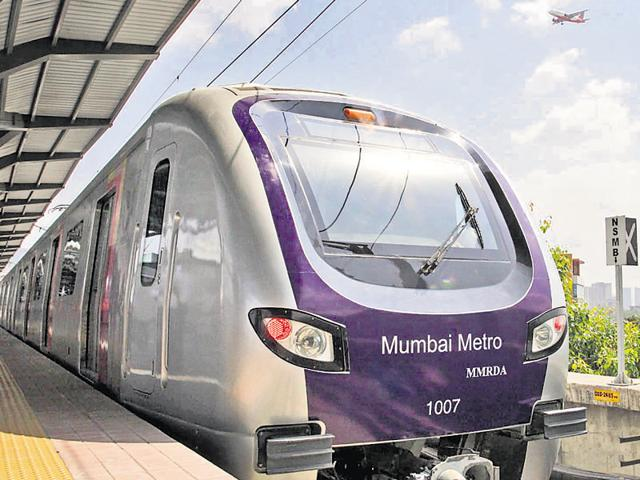 The BJP-led state government has decided to start building two metro lines in the first week of September.