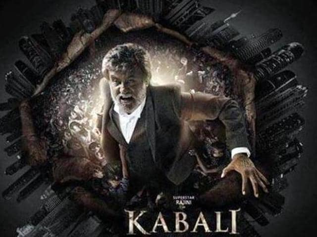 Kabali's premiere shows in North America included bothTamil and Telugu versions.