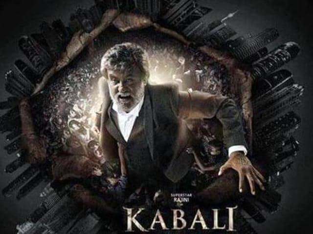 Kabali,Kabali BO,Rajinikanth Kabali