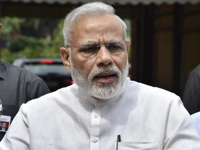 In 2005, the US state department had revoked a visa that Modi had for travelling to the US on the ground of alleged human rights violations during the 2002 Gujarat riots.