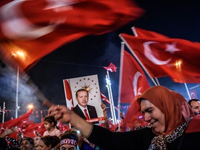 Turkey,Police powers,Failed coup