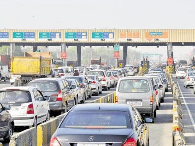 In the Jalandhar section of the project, a toll plaza has been planned at Choorwali village, 2km ahead of Adampur from the Jalandhar side and, as per information gathered by Hindustan Times, the land for the setting up of the plaza (as it requires more land other than the road) has already been acquired.