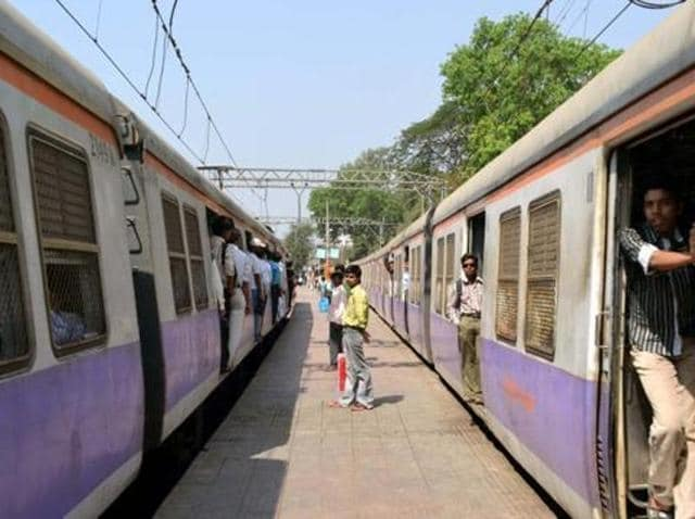 The Central and Western Railway (WR) incur a combined loss of about Rs1,500 crore a year on operating the city's suburban train network .