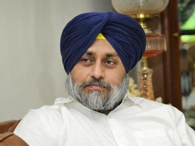 """""""I think it is a very serious (security) lapse, what Bhagwant Mann has done. I openly say that AAP has very close links with radical organisations,"""" Sukhbir said."""