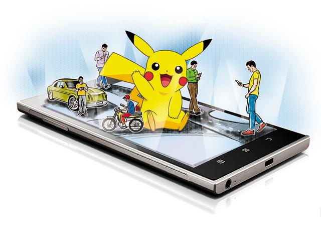 At Veermata Jijabai Technological Institute (VJTI) in Matunga, the senior students organised a Pokémon Go-themed treasure hunt to engage first year students.