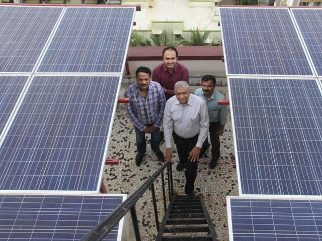 Andheri Society Goes Solar Saves Rs50k A Month On Energy