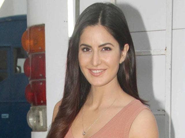 Katrina Kaif,Baar Baar Dekho,Ranbir Kapoor