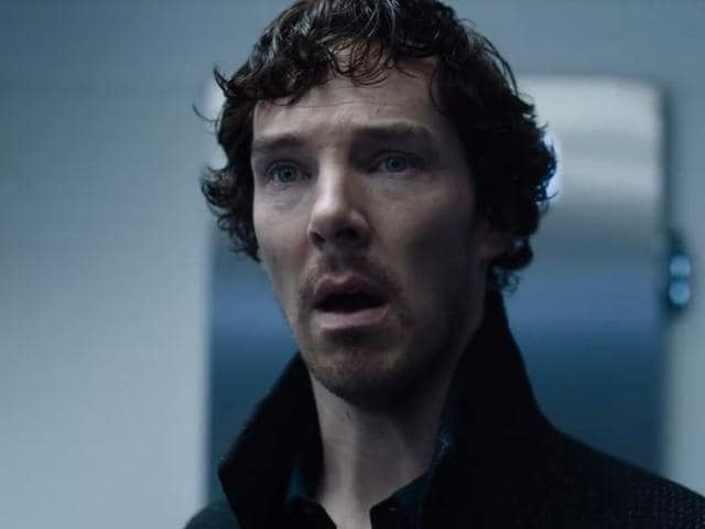 Benedict Cumberbatch, even with his kitty full with Marvel's Doctor Strange right now, is returning as the high functioning sociopath for the fourth season of Sherlock.(BBC)