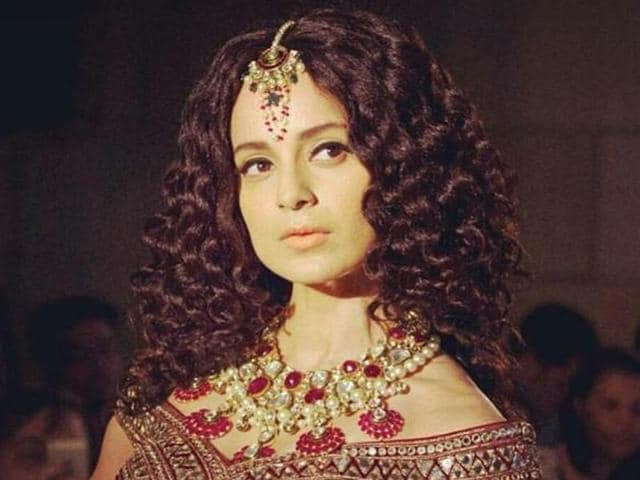 Mirrorwork remains a bridalwear staple and made it to Manav Gangwani's couture. Actor Kangana Ranaut turned showstopper for the designer and looked stunning in an off-the-shoulder blouse with mirrorwork.
