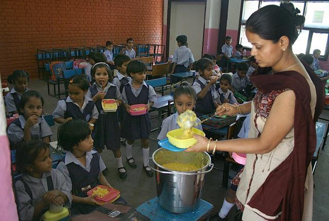 Midday meal,Chandigarh,UT admin