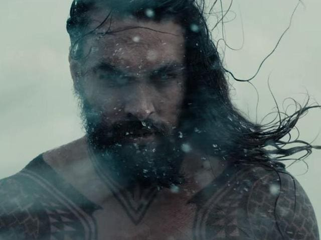 Jason Momoa, best known as Khal Drogo of Game of Thrones, will play Aquaman in the movie.