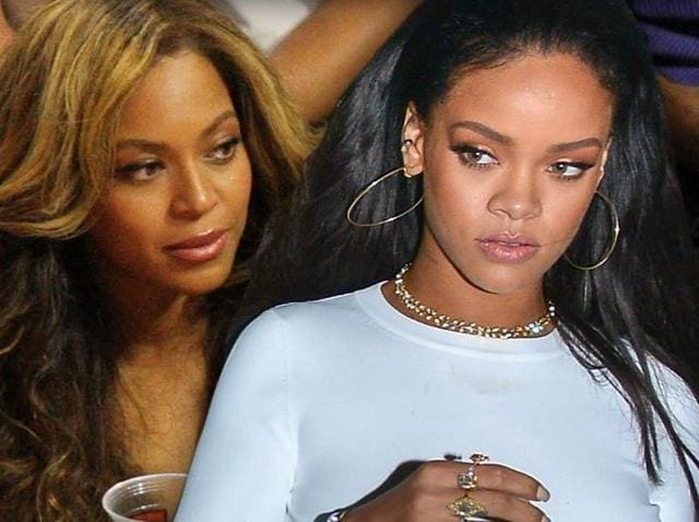 Beyonce, Rihanna and Jay Z are among those who have dedicated songs to the victims.
