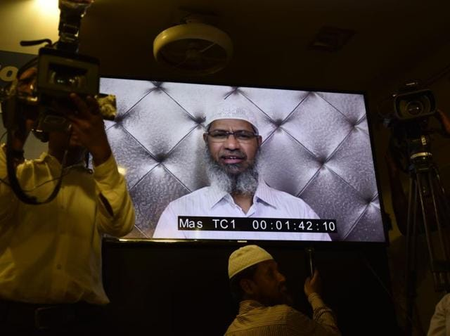 Controversial Islamic preacher Zakir Naik has promised to cooperate with any probe that the government agencies want to conduct against him.