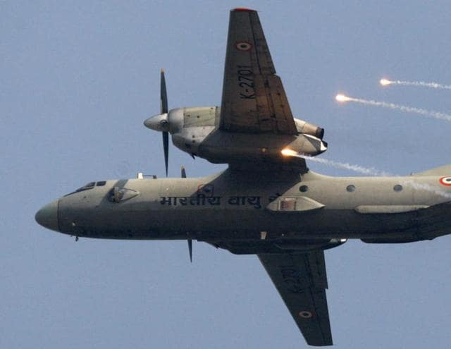 A massive search by the air force, navy and coast guard has been launched to locate the missing AN-32 aircraft that went missing off the coast of Chennai.
