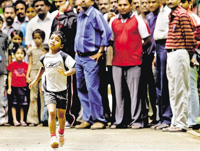 Budhia Singh is desperately hoping the Bollywood biopic 'Budhia Singh – Born to Run' will turn the spotlight back on him.