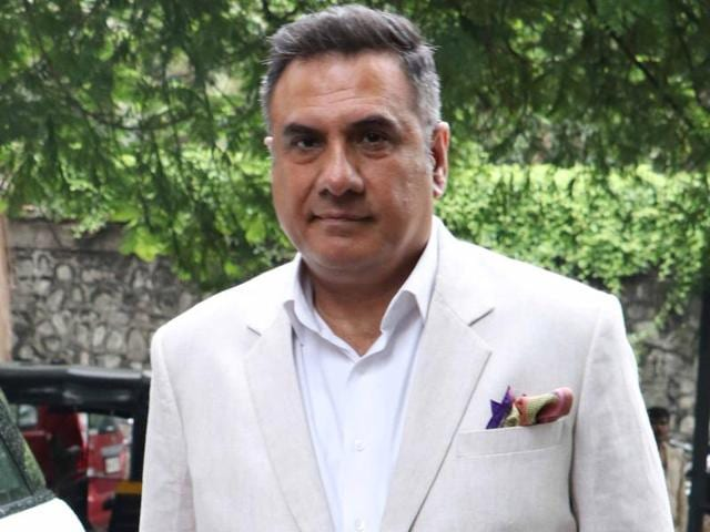 Boman Irani says he doesn't want to miss out on the growing up days of his grandson, Ziaan.