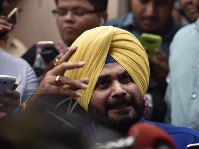 Navjot Singh Sidhu,Sidhu resigns from Rajya Sabha,Punjab elections