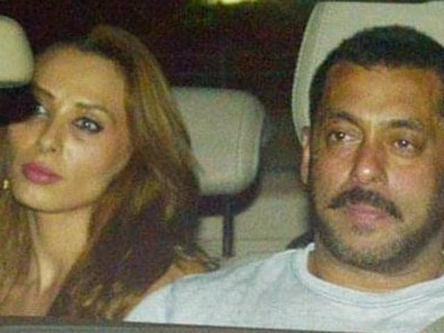 Romanian actor-model Iulia celebrated her 36th birthday with much fanfare far away in Mumbai with Salman Khan, his family and Bollywood actor Preity Zinta.