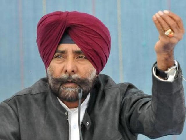 """Brar said his """"Punjabi Lokhit Abhiyan"""" had received a good response at public meetings in Jalandhar and Bathinda, claiming nearly 4,000 people had joined him as workers."""