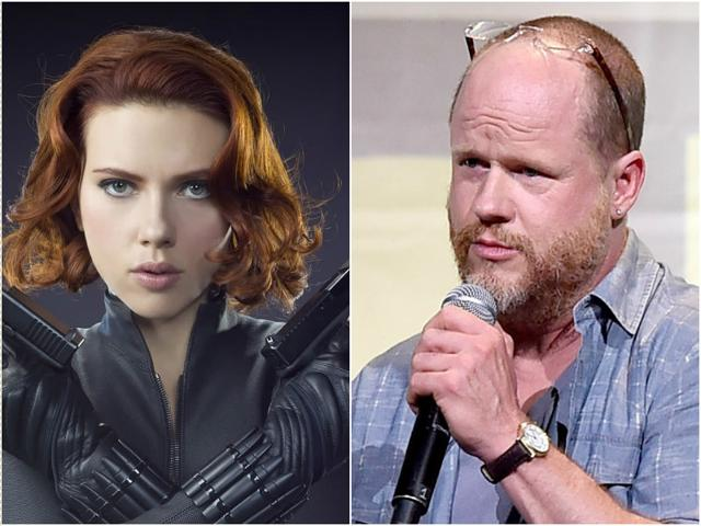 Black Widow,Avengers,Joss Whedon