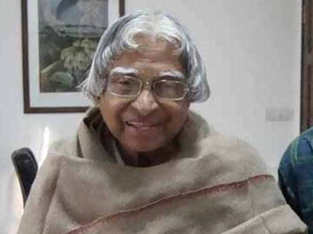 Srijan Pal Singh fondly remembers Dr APJAbdul Kalam.