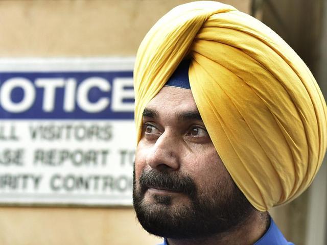 Navjot Singh Sidhu,Sidhu resigns,Rajya Sabha