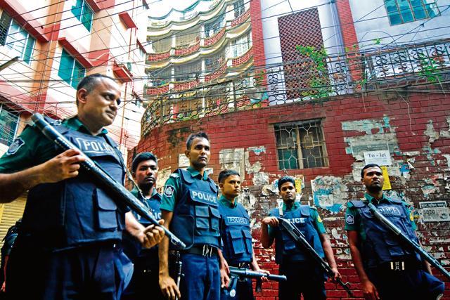 Bangladesh,Suicide bombers,Suicide suad