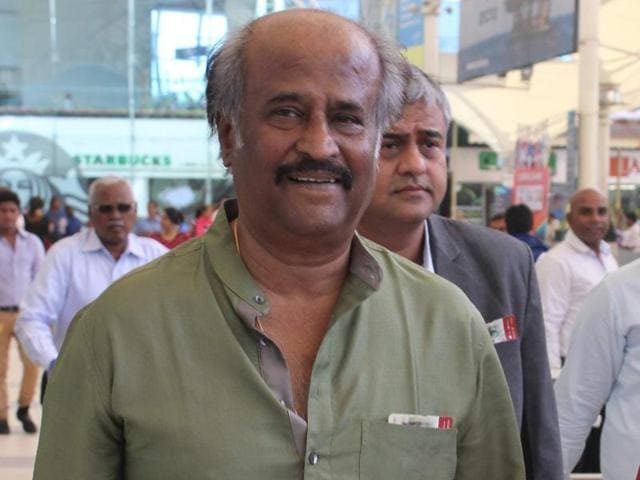In the letter addressed to his fans, Rajinikanth also wrote about his US sabbatical.