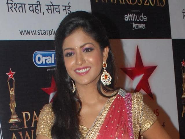 Actor Ishita Dutta says that she shares a great equation with everyone on the sets of her current show.