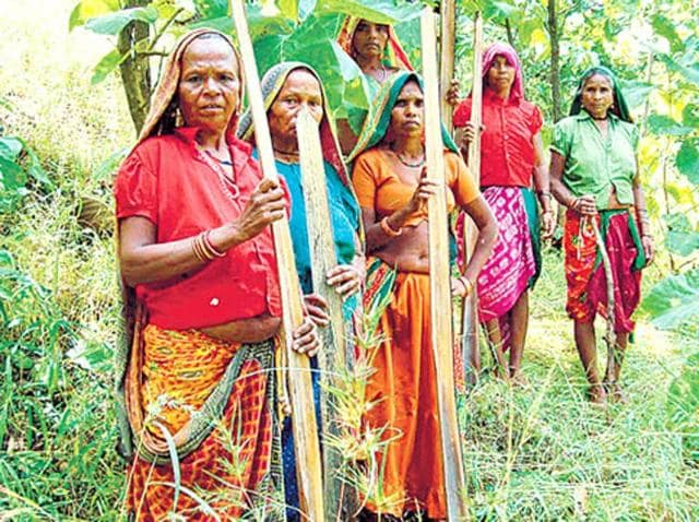 Forest rights,Tribals' rights,FRA