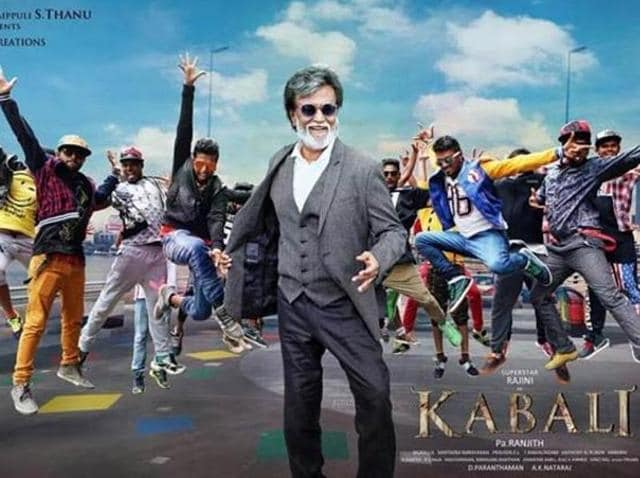 None of Rajinikanth's films have worked in the rest of India. Kabali's Hindi dubbed version, too, was a no show.