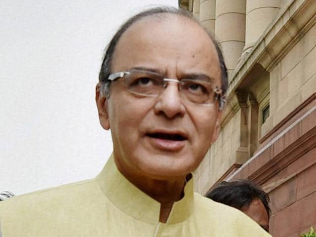 Arun Jaitlet,GST Bill,Congress on GST