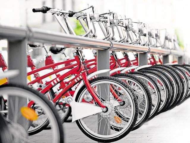 Cycle sharing expands the catchment areas for a city's rapid transit systems and also has direct impact on real estate.