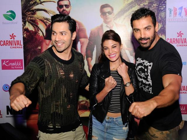 Producers of John Abraham and Varun Dhawan-starrer Dishoom are in the process of obtaining 'John Doe' order