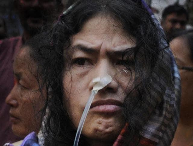 Irom Sharmila,AFSPA,human rights activist