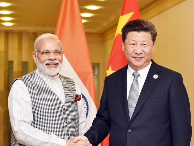 Prime Minister Narendra Modi with Chinese President Xi Jinping. Chinese experts warned the expulsions would affect Sino-India relations.