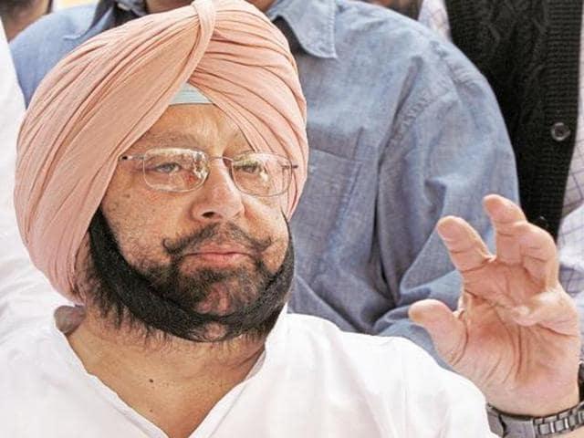 Amarinder Singh,Congress,Punjab