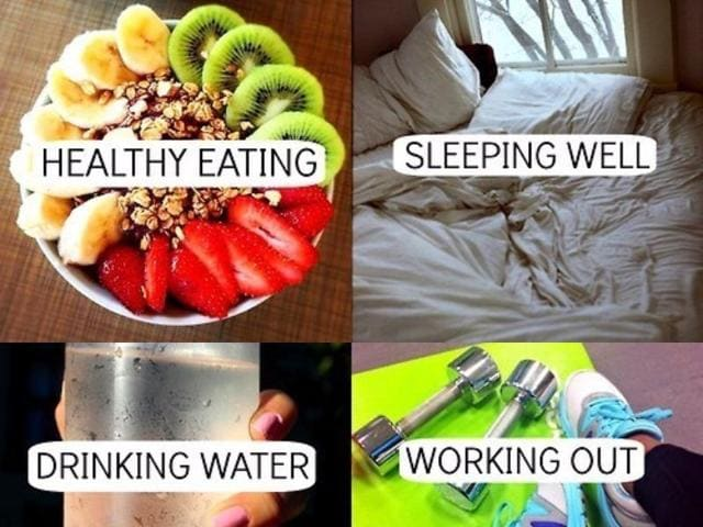 Healthy, expert-approved and science-backed choices you can make every day to make those 165 hours count every week.