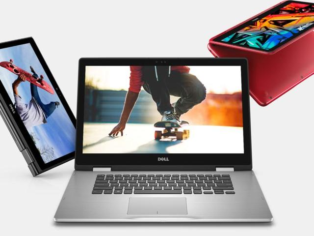 The new Inspiron 13 5368 sport configurations similar to the Macbook Pro lineup from Apple at half the price