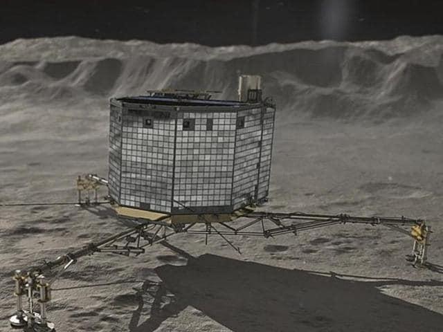 #GoodbyePhilae,Philae,comet 67P