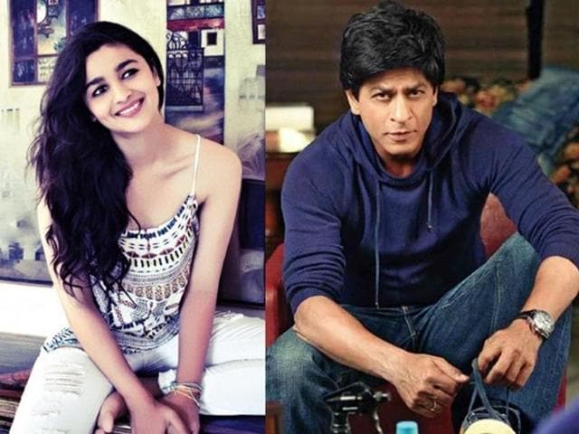 Working on her first film with Shah Rukh Khan, Ali Bhatt cannot stop raving about working with the superstar.