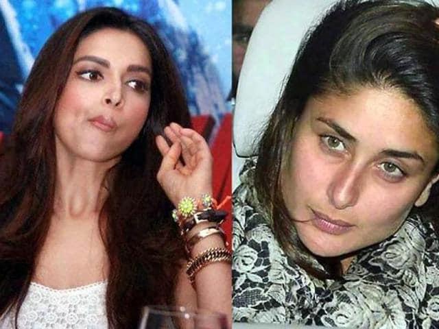 Actor Kareena Kapoor Khan is upset with Deepika Padukone over her remarks about pregnancy.