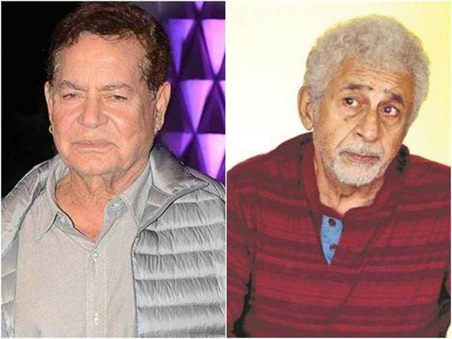 Salim Khan is the latest celebrity to bash Naseeruddin Shah for his comments calling Rajesh Khanna a 'poor actor'.
