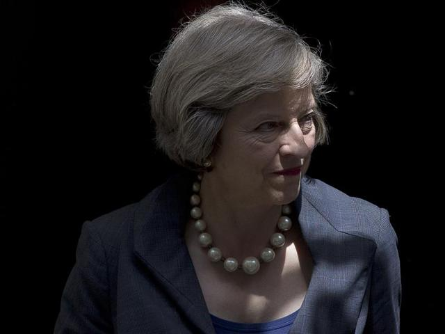 Theresa May,Narendra Modi,UK